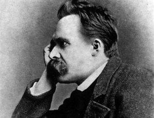 Portrait von Friedrich Nietzsche