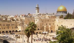Jerusalem - Hauptstadt von Israel