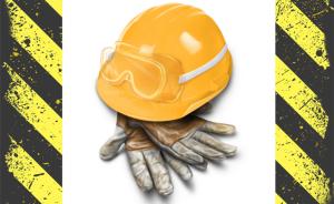 Arbeitsschutz geht vor
