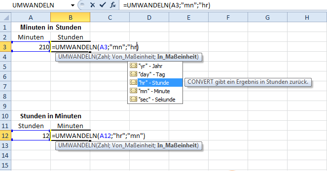 Excel Text Addieren
