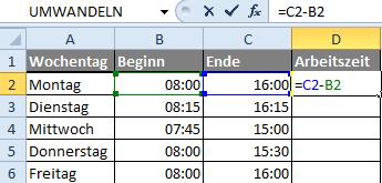minuten in dezimal umrechnen formel