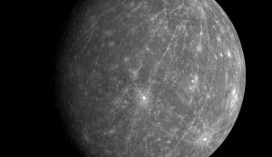 Nahaufnahme Merkur