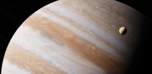 Nahaufnahme Jupiter