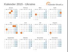 feiertage 2015 ukraine kalender bersicht. Black Bedroom Furniture Sets. Home Design Ideas