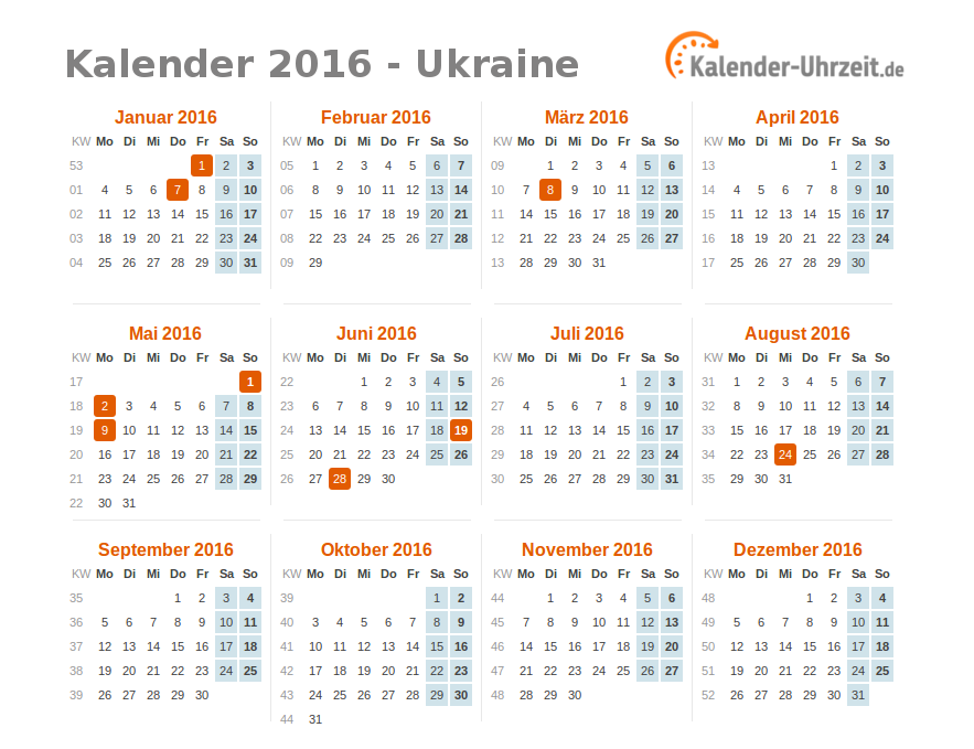 ostern 2016 kalender