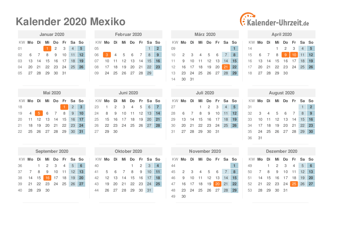 Mexiko Uhrzeit Jetzt