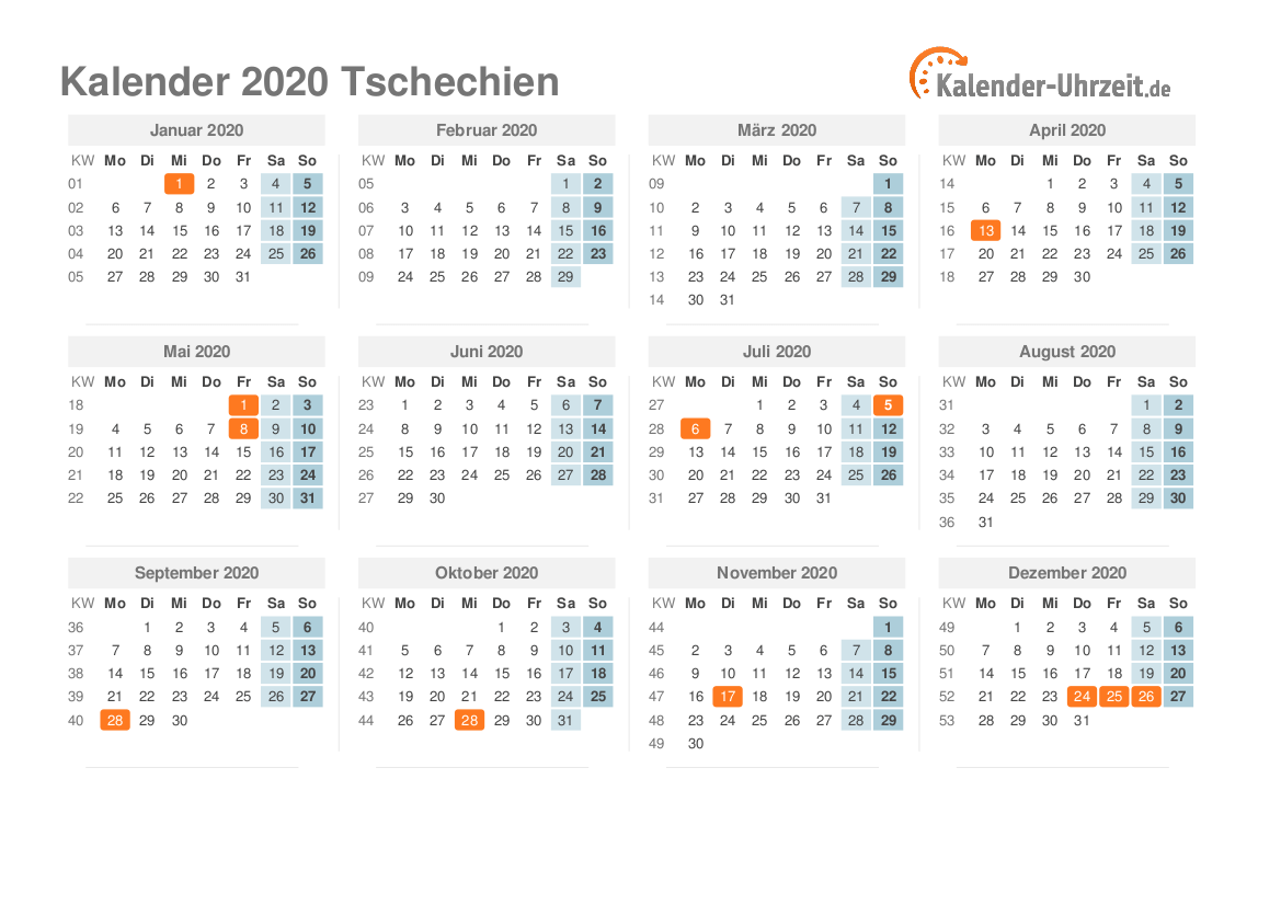 arbeitstage april 2020