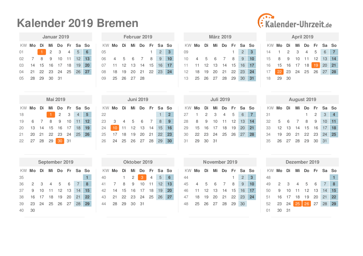 Christi Himmelfahrt 2019