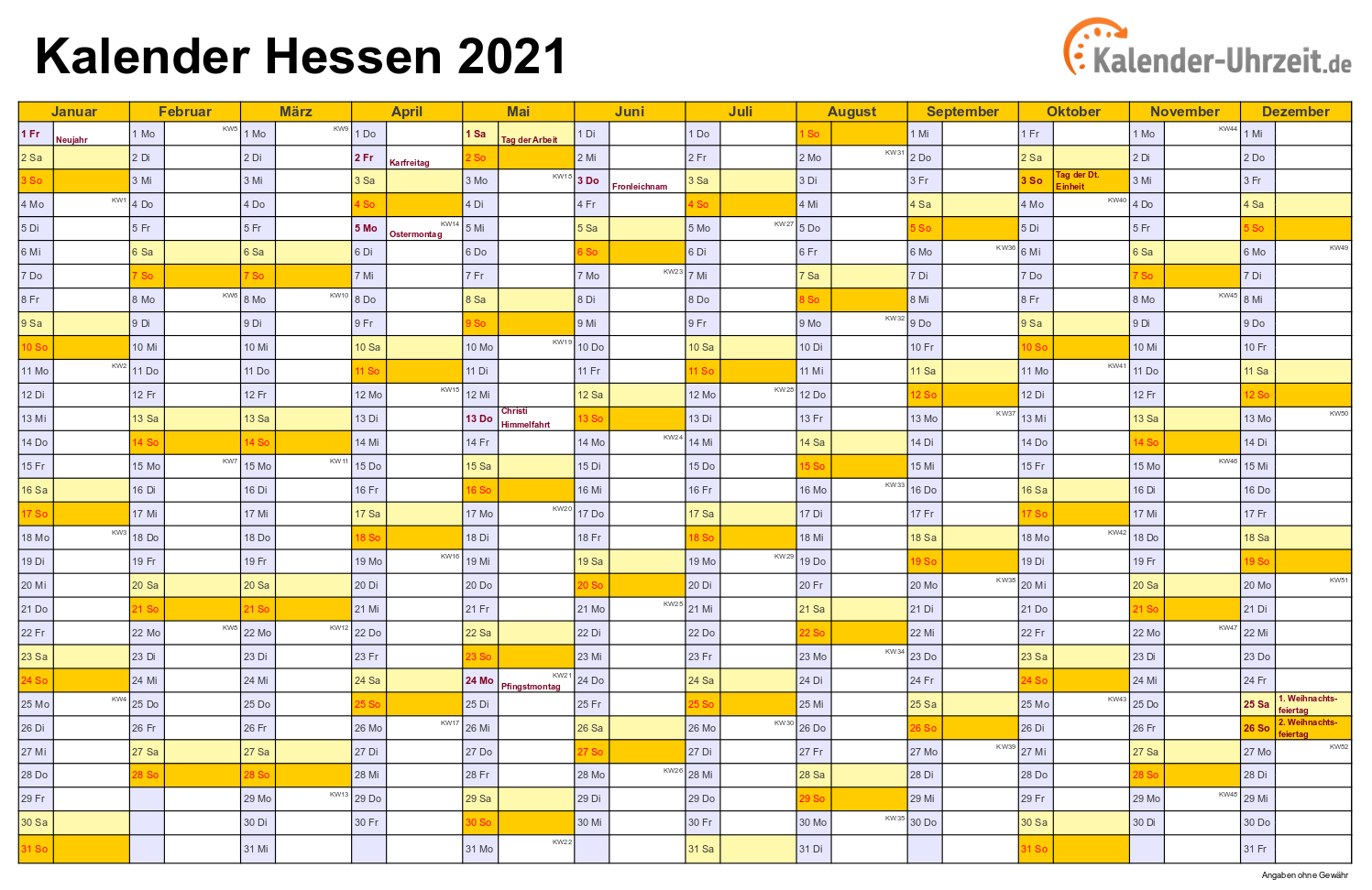 Feiertag Rlp 2021