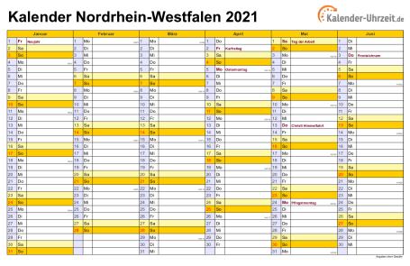 Allergie Kalender 2021 Nrw