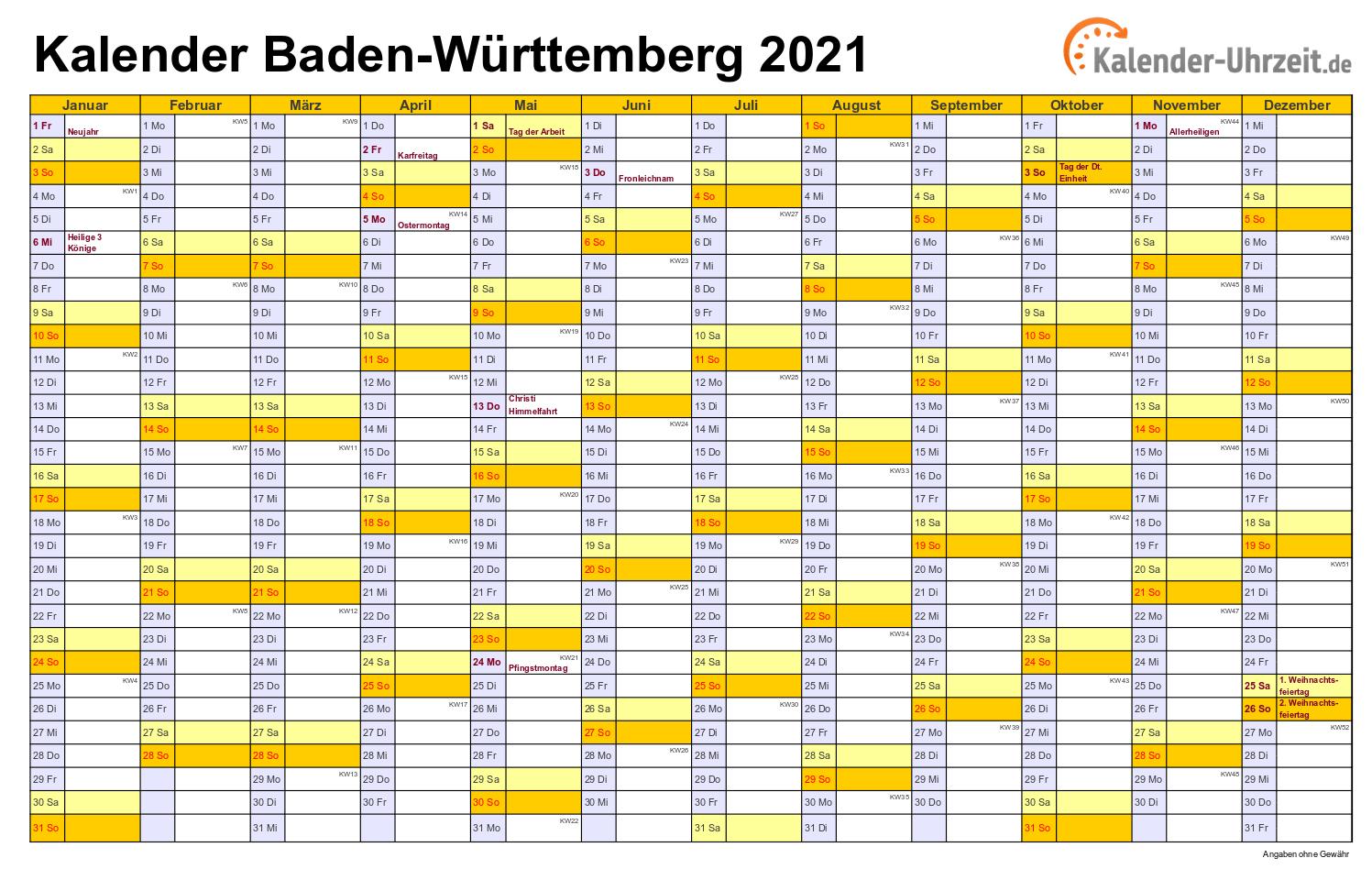 Kalender 2021 Nrw Kalender 2021 Masehi