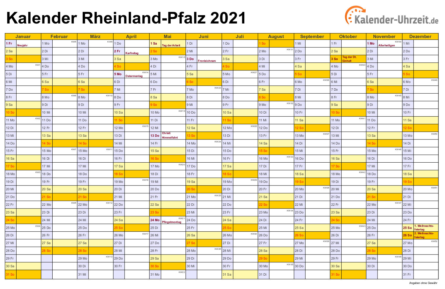 Ostern 2021 Rlp