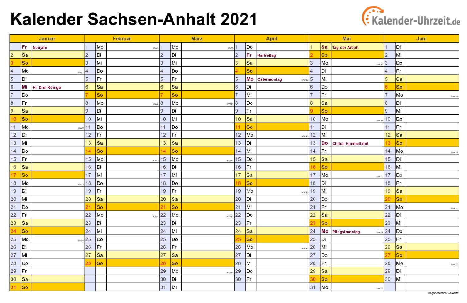 Landespokal Sachsen-Anhalt 2021
