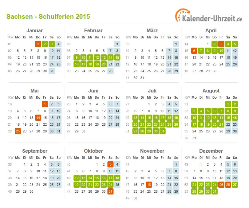 178 kB · png, Kalender 2015 Mit Ferien Schulferien Sachsen 2015 - Fer ...