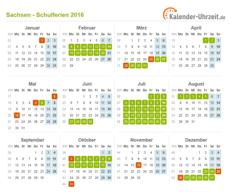 ferien sachsen 2016 ferienkalender zum ausdrucken. Black Bedroom Furniture Sets. Home Design Ideas