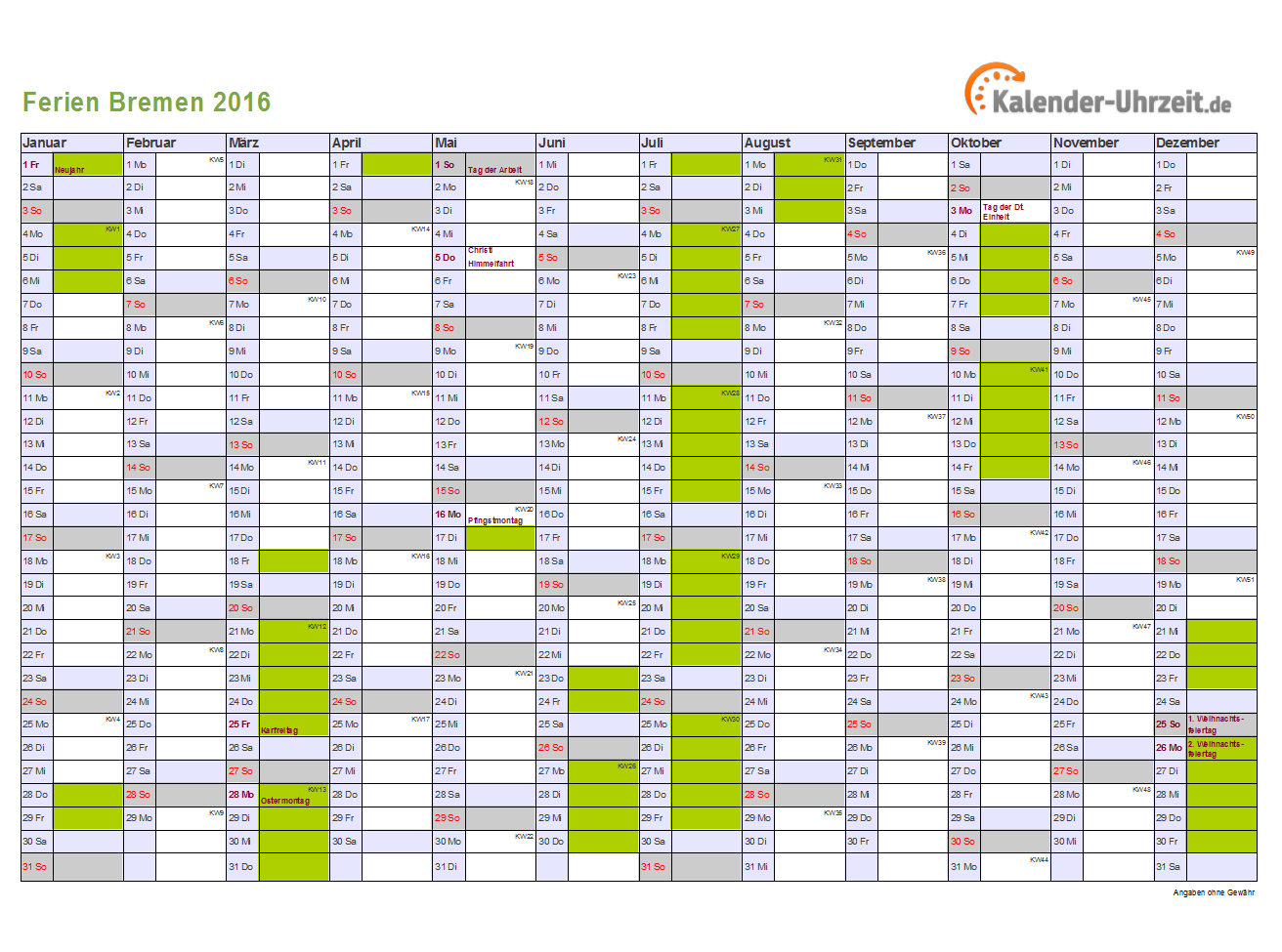 ferienkalender 2015 bw zum ausdrucken new calendar template site. Black Bedroom Furniture Sets. Home Design Ideas