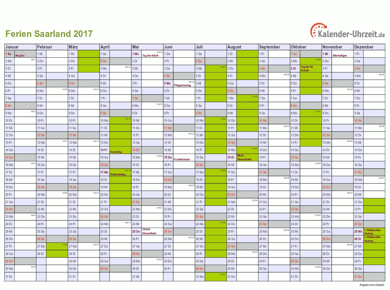 kalender 2017 mit feiertagen kalender 2017 zum ausdrucken. Black Bedroom Furniture Sets. Home Design Ideas