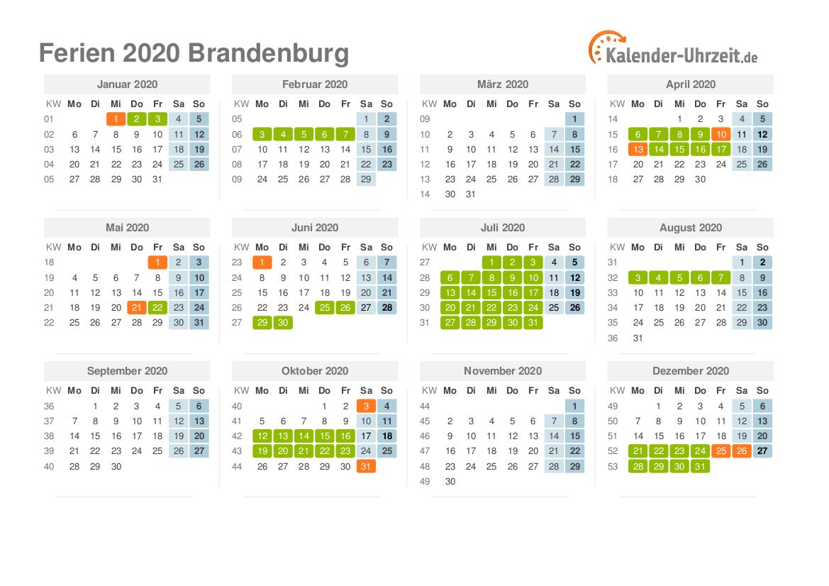 schulferien berlin 2020