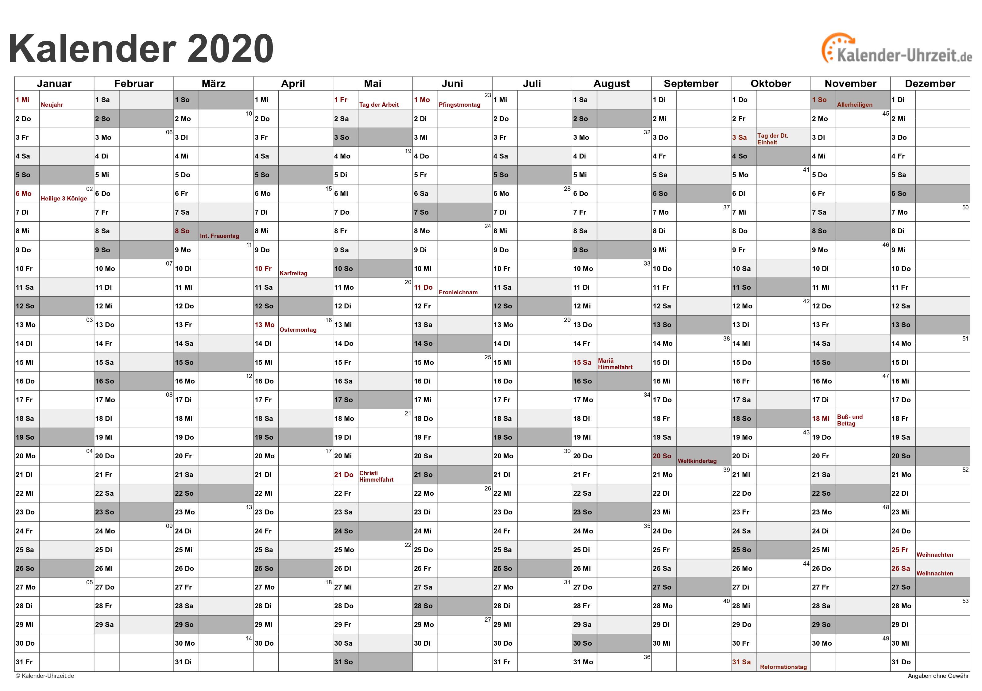 kalender 2018 zum ausdrucken mit kalenderwochen takvim kalender hd. Black Bedroom Furniture Sets. Home Design Ideas