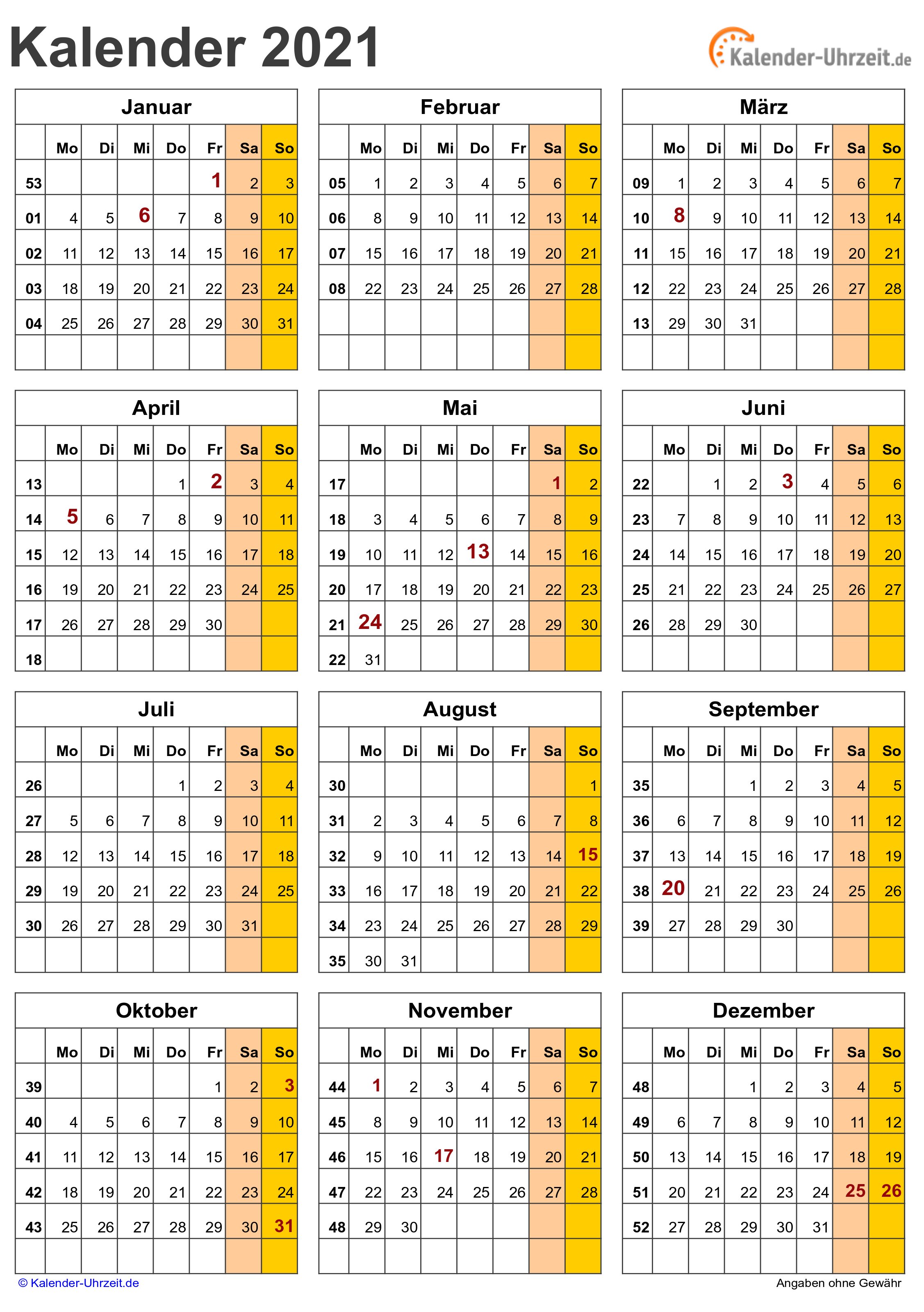 Ramadan 2021 Deutschland Kalender