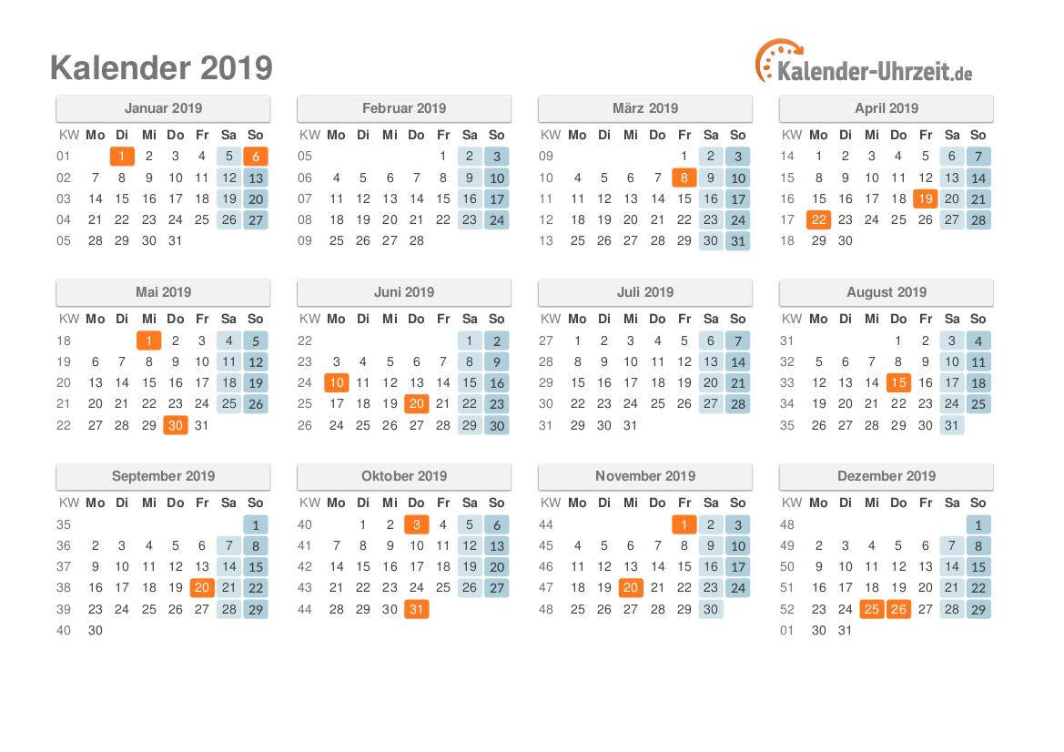 Tuxx kalender 2019 for Ka chengardinen modern ka chen