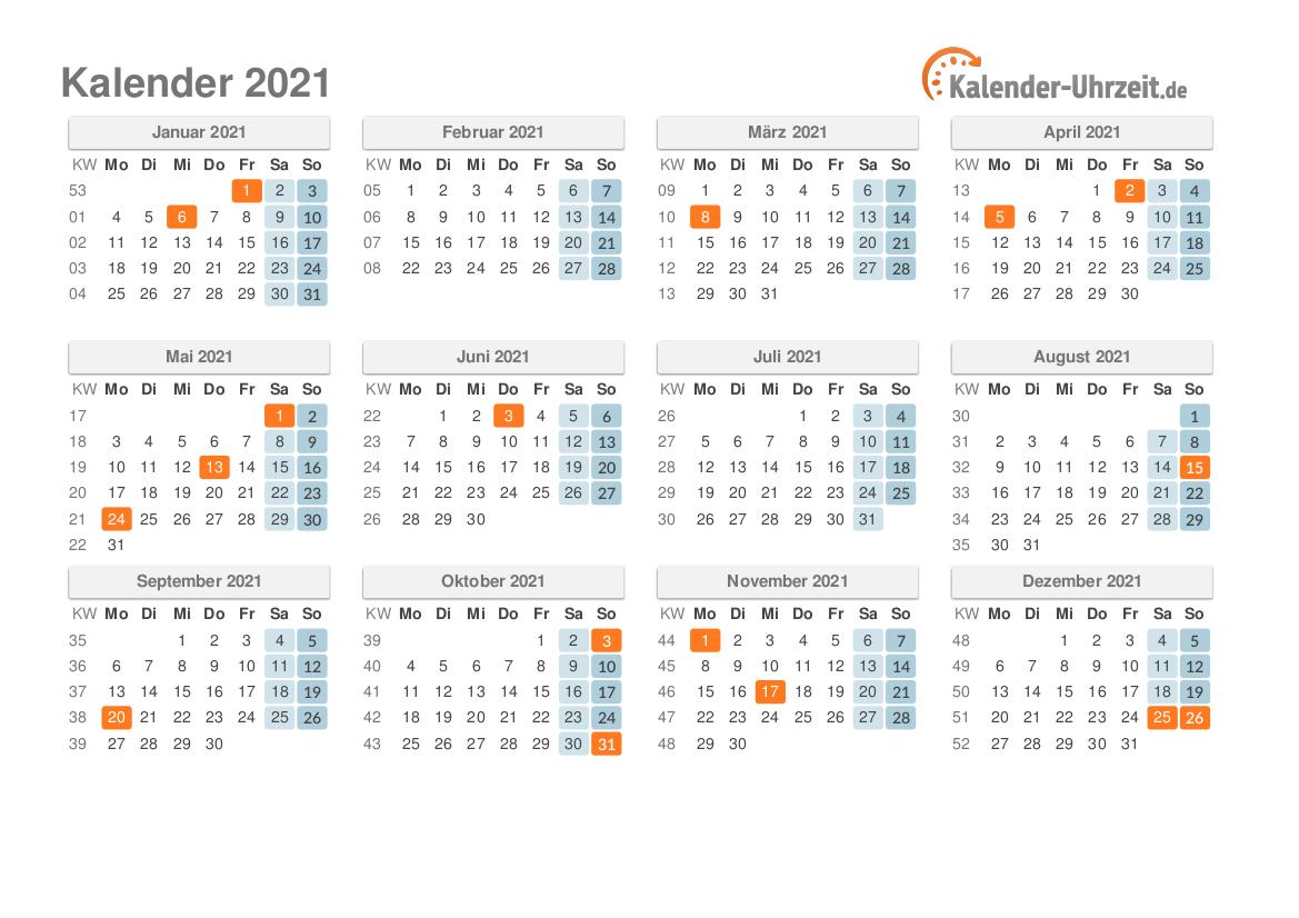 Kw 15 2021