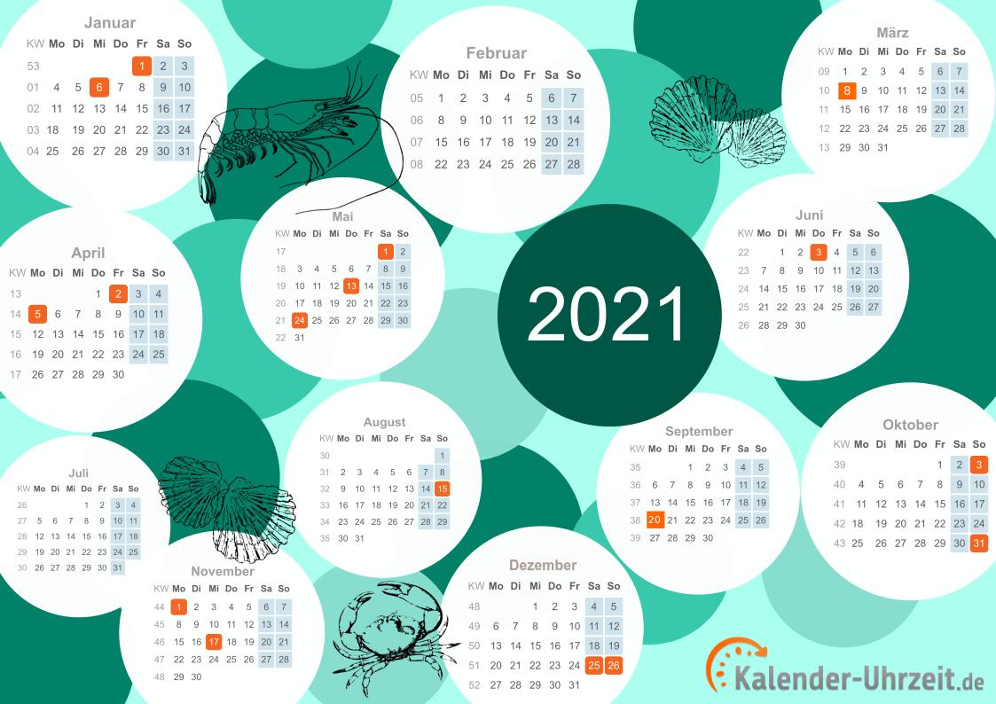 Organizer Planer 2021 Pdf Vorlagen Zum Ausdrucken 8