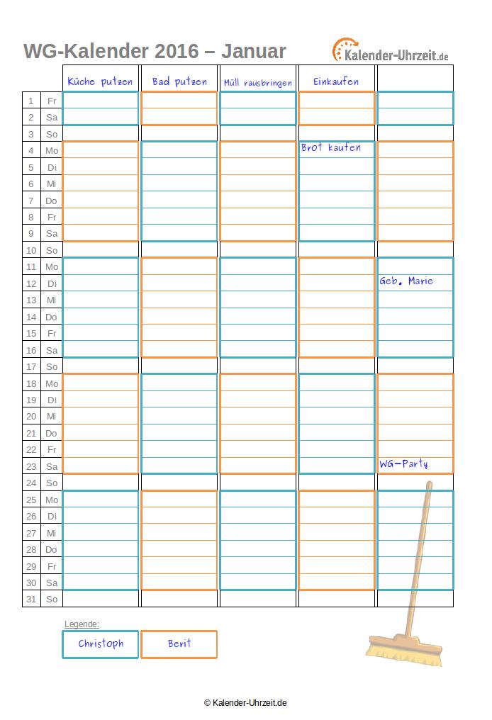 excel kalender 2016 kostenlos. Black Bedroom Furniture Sets. Home Design Ideas