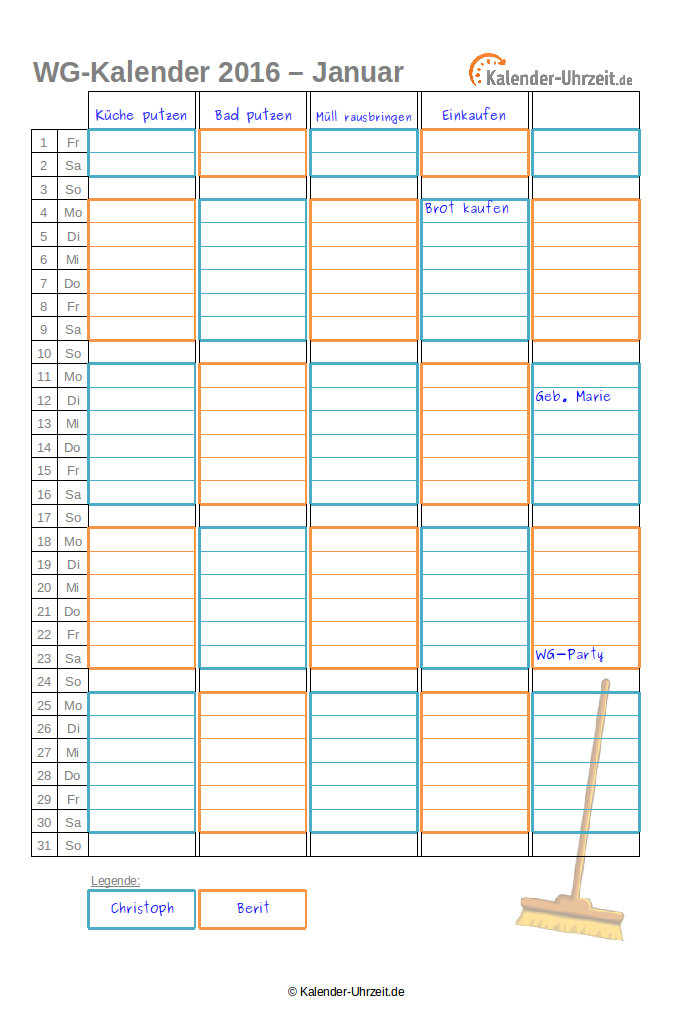 kalender 2016 mit feiertagen. Black Bedroom Furniture Sets. Home Design Ideas