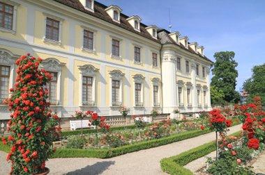 Baden-Württemberg Residenzschloss Ludwigsburg