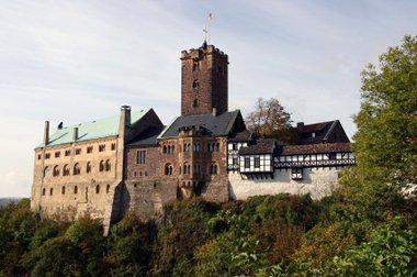 Thüringen Eisenach Wartburg