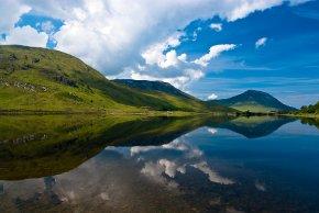 Irland Connemara Lake