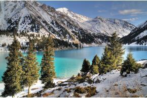 Kasachstan Alatau Gebirge